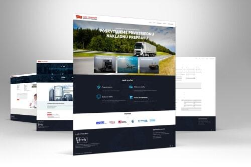 VMAX transport - nahlad webu