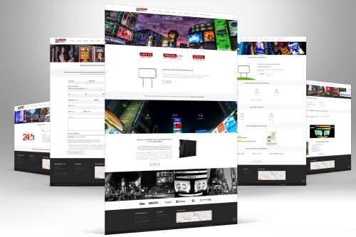 Comfort Media - nahlad webstránky