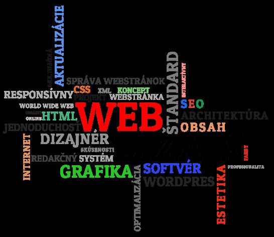 web dizajn obrazok