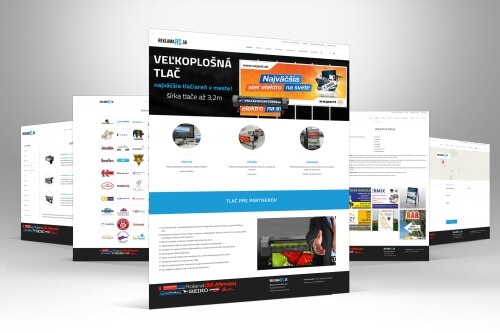 ReklamaRS - nahlad webu