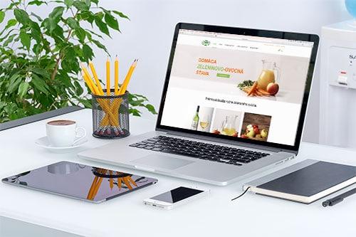 GemerShop.sk - náhľad webu